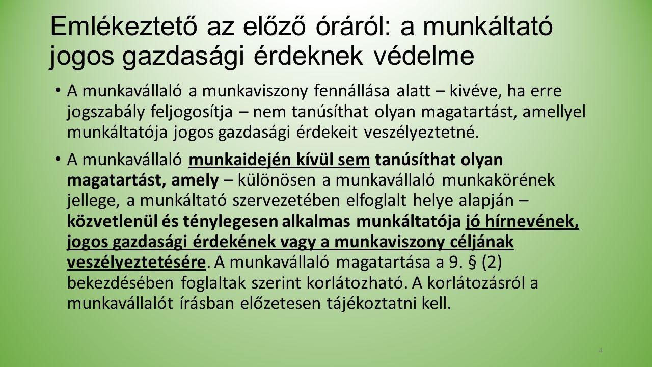 A Polgári Törvénykönyvről szóló 2013.évi V. törvény (Ptk.) 2:42–54.