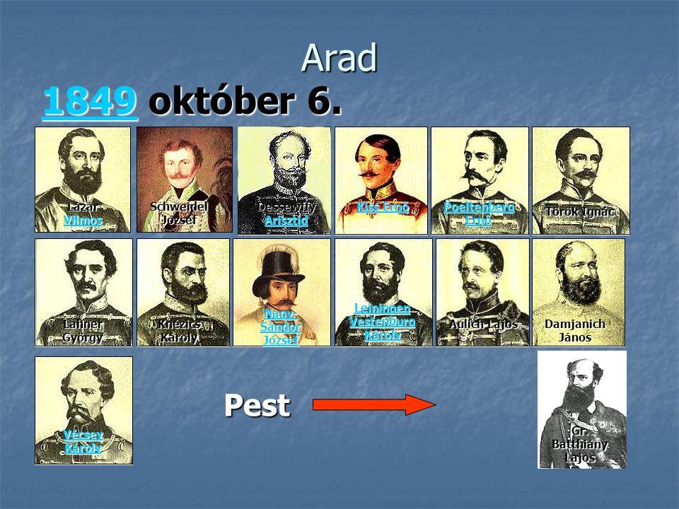Arad 18491849 október 6.
