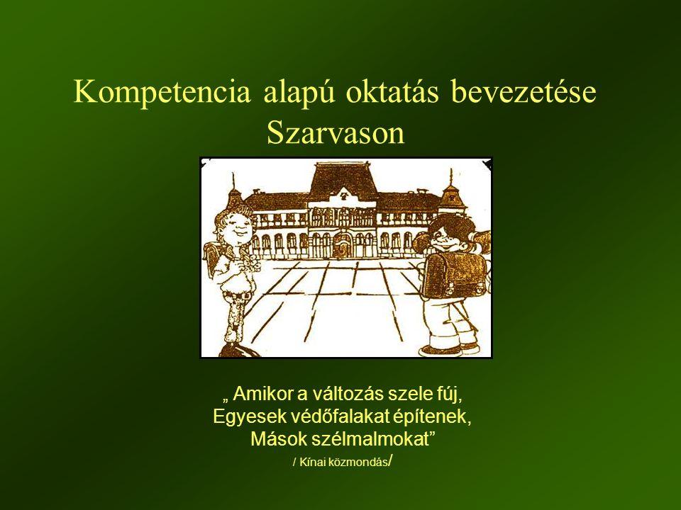 FELADATELLÁTÁS Óvodában: Integrált, kompetencia alapú nevelés Iskolában: Integrált oktatás- nevelés, ( SNI, HH, HHH) Kompetencia alapú oktatás, kéttanítós modellel 1-3., 5-6.