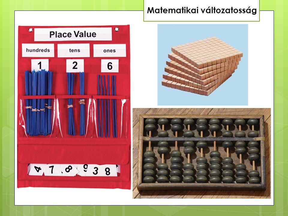 Matematikai változatosság