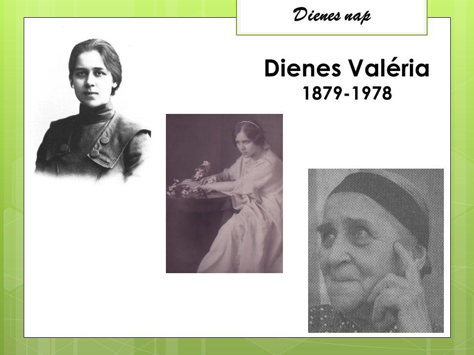Dienes Valéria 1879-1978 Dienes nap