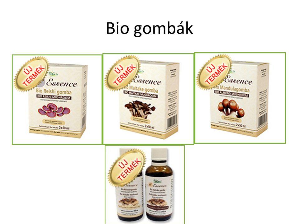 Bio gombák