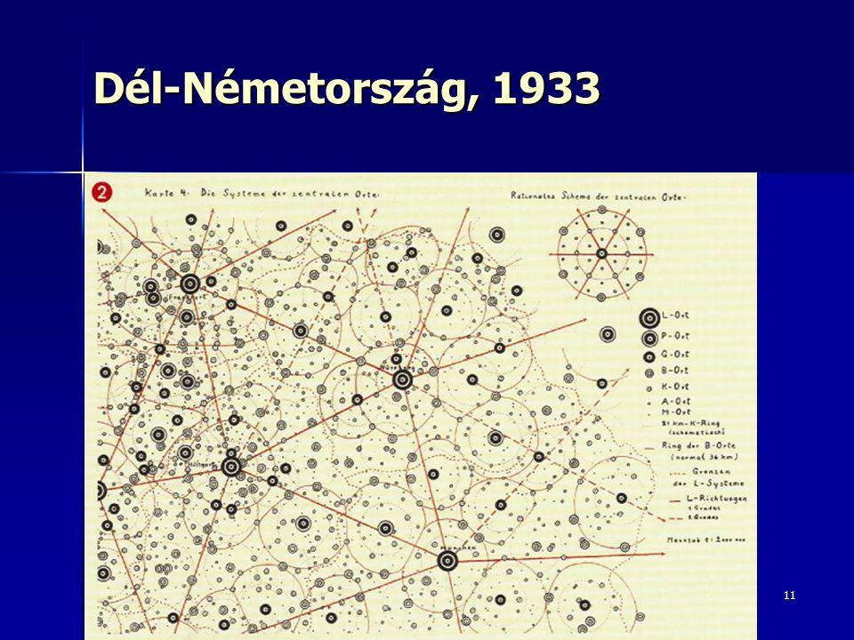 11 Dél-Németország, 1933