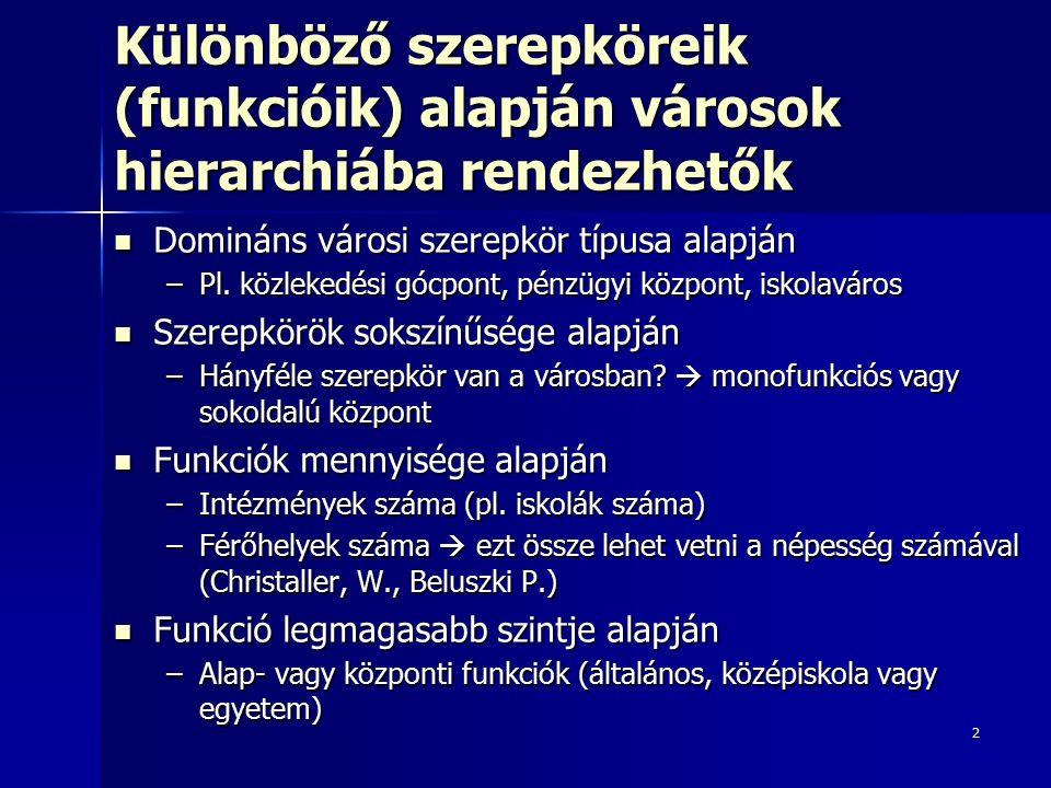 Sorrend–nagyság vizsgálat valós tengelyekkel Tengely beosztása főben Oszlopdiagram Magyarország: hiányoznak Budapest ellenpólusai