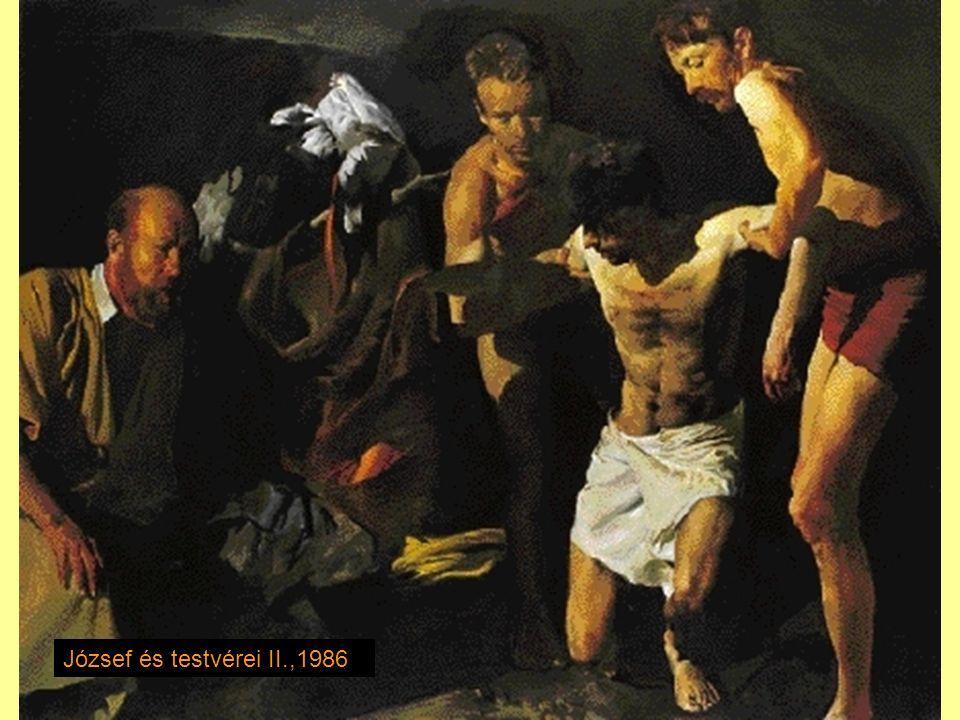 József és testvérei II.,1986