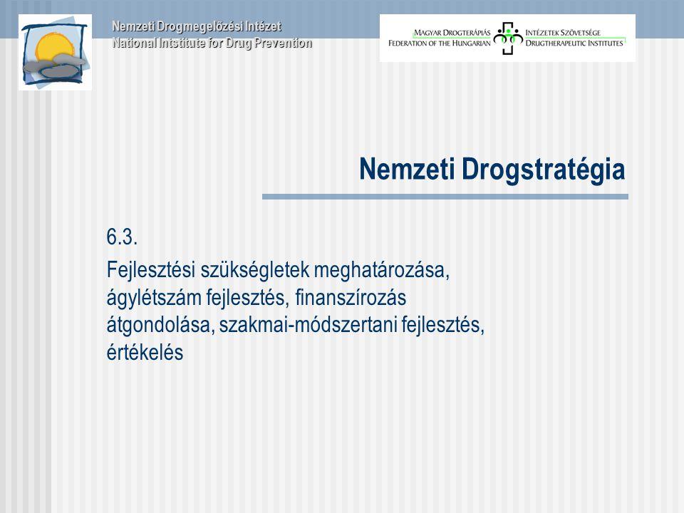 Nemzeti Drogstratégia 6.3.
