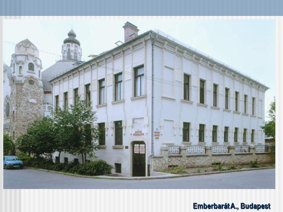Emberbarát A., Budapest