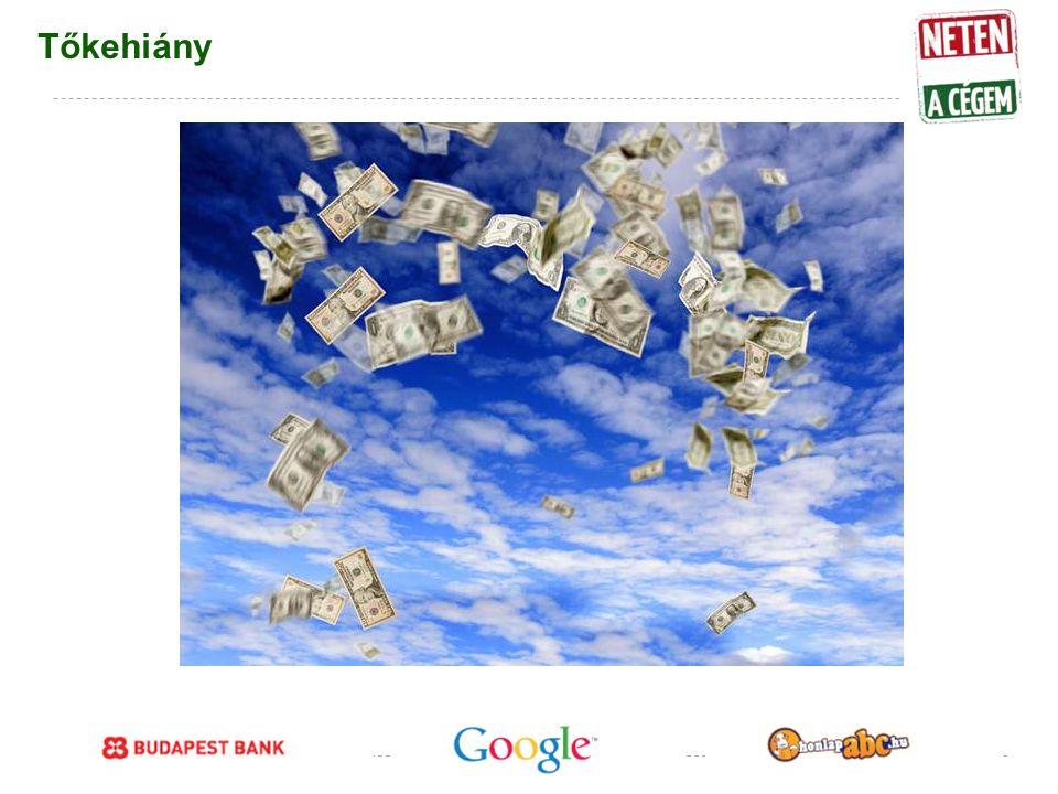 Google Confidential and Proprietary Kapcsolati tőke hiánya