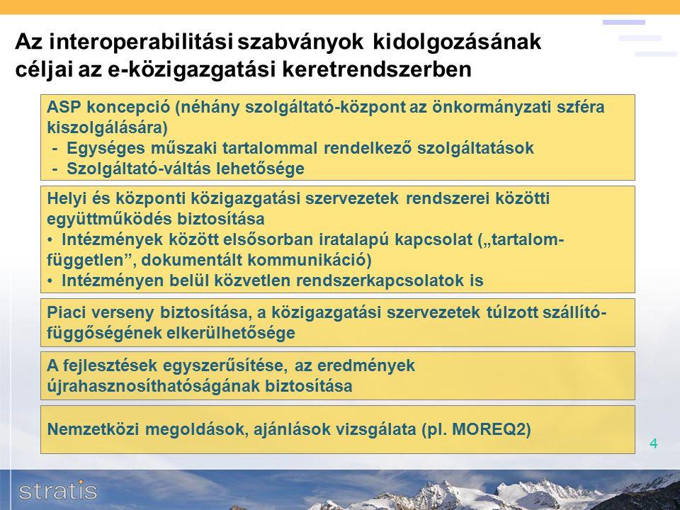 Nemzetközi megoldások, ajánlások vizsgálata (pl.