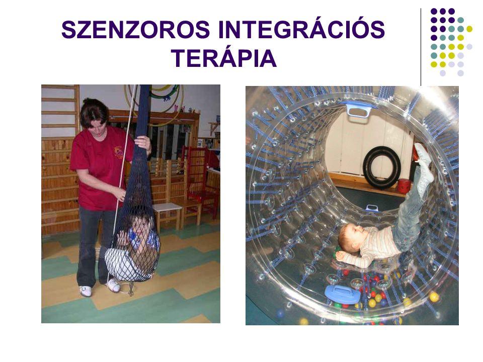 SZENZOROS INTEGRÁCIÓS TERÁPIA