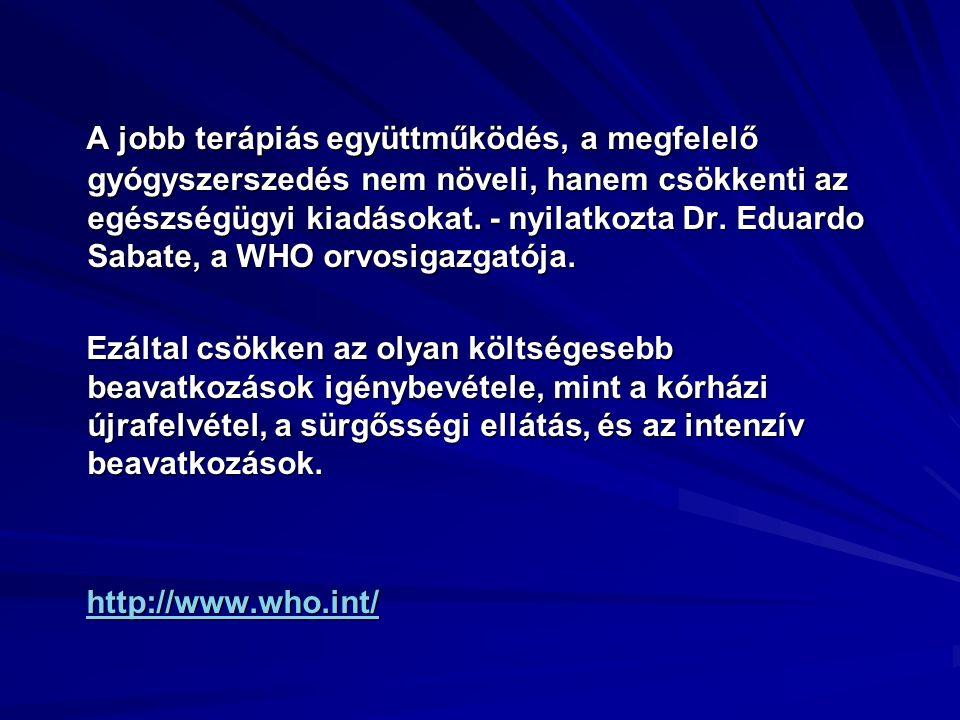 A magyar OAD perzisztencia – 2007-2009Q1