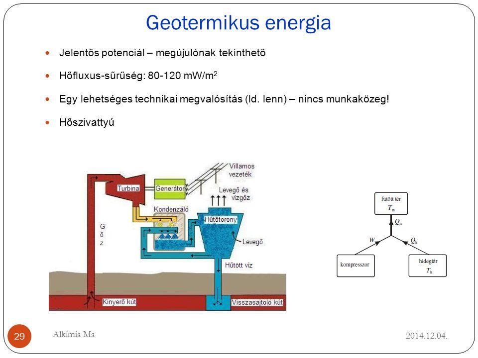 Geotermikus energia 2014.12.04.