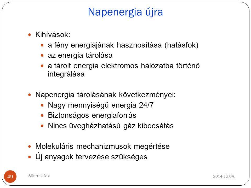 Napenergia újra 2014.12.04.