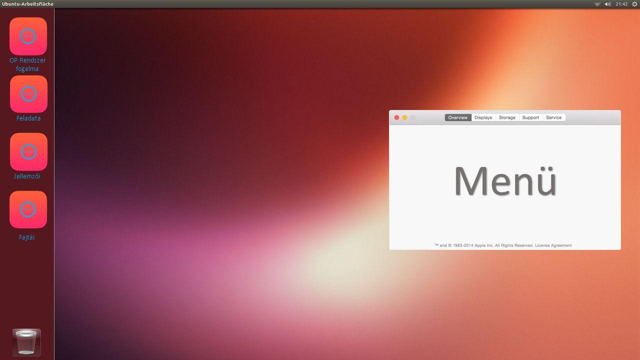 A PUI, mint Personal User Interface, egy bármikor könnyen személyre szabható operációs rendszer.