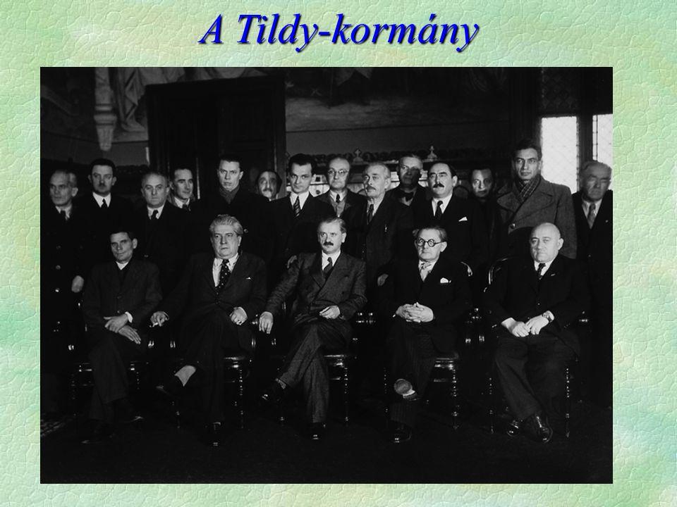 A Tildy-kormány