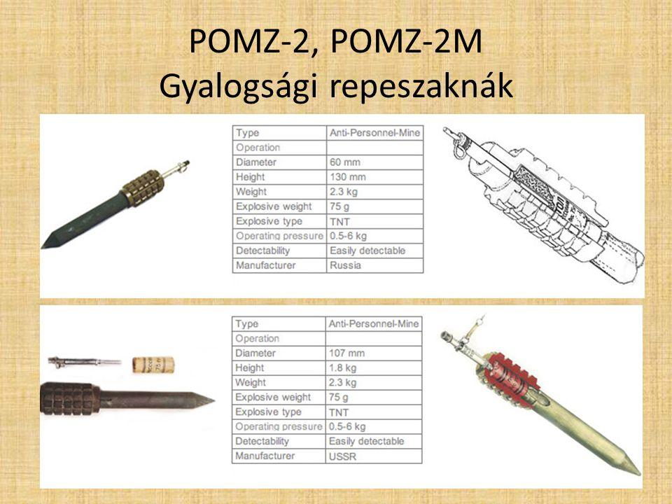 POMZ, POMZ-2 Gyalogsági repeszaknák