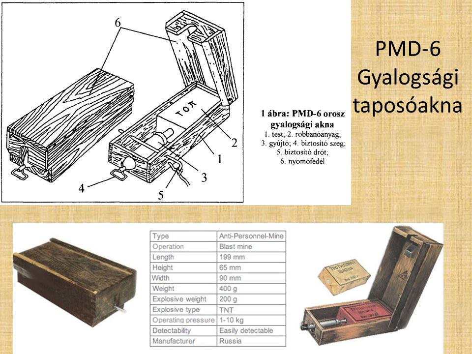 PMD-6 Gyalogsági taposóakna