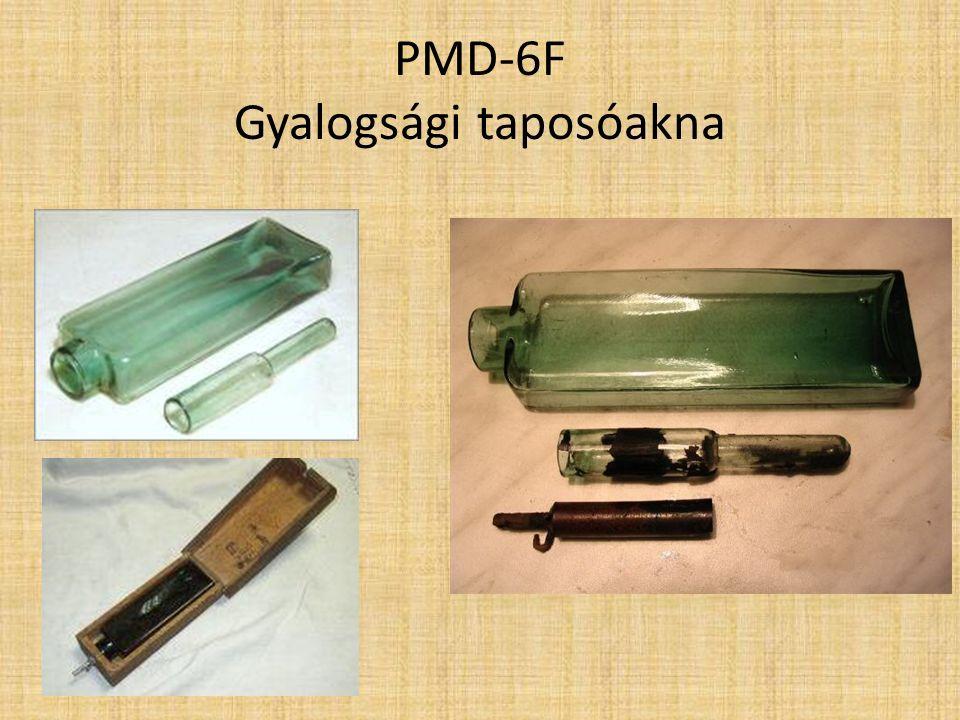 PMD-6F Gyalogsági taposóakna