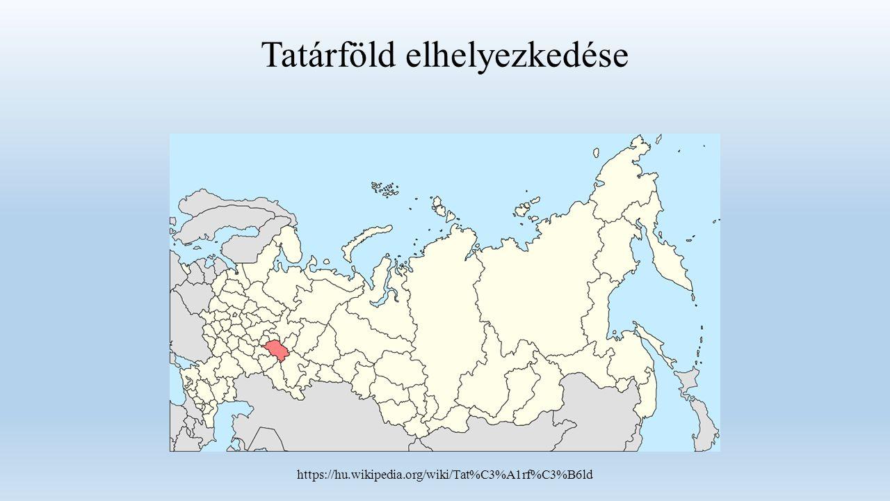Tatárföld elhelyezkedése https://hu.wikipedia.org/wiki/Tat%C3%A1rf%C3%B6ld