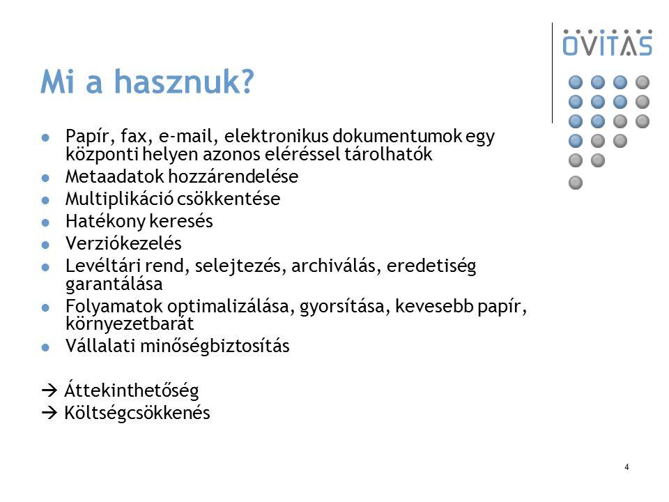 5 Ovitas Magyarország Kft.