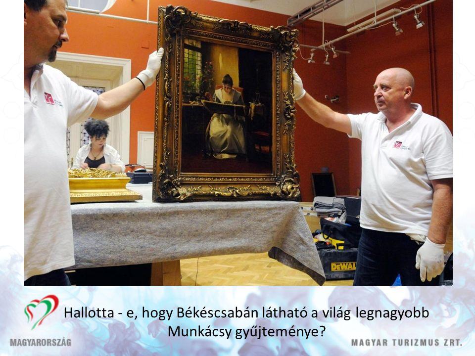 Tudta - e, hogy a békéscsabai Kolbászfesztivál az ország egyik legrangosabb gasztronómiai rendezvénye?
