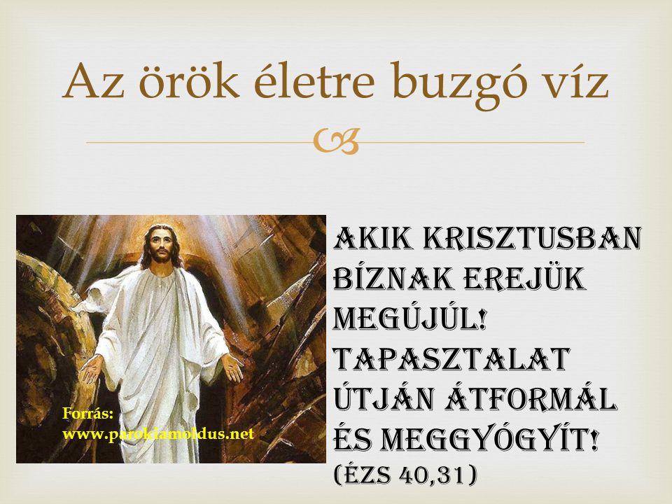  Krisztus meghalt érettünk.