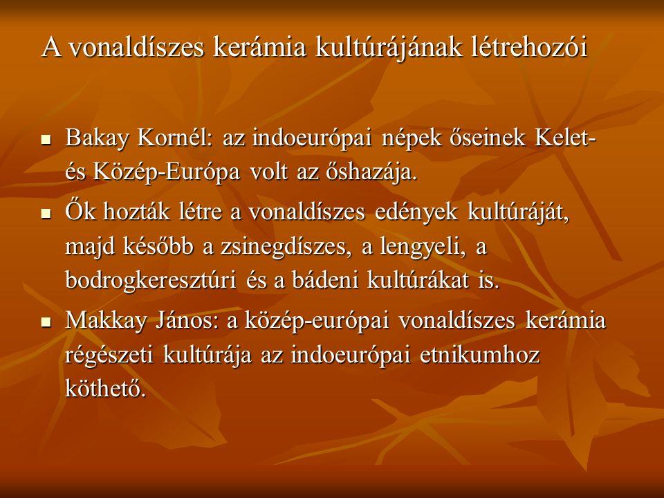 Bakay Kornél: az indoeurópai népek őseinek Kelet- és Közép-Európa volt az őshazája. Bakay Kornél: az indoeurópai népek őseinek Kelet- és Közép-Európa