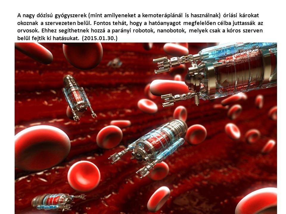 A nagy dózisú gyógyszerek (mint amilyeneket a kemoterápiánál is használnak) óriási károkat okoznak a szervezeten belül.