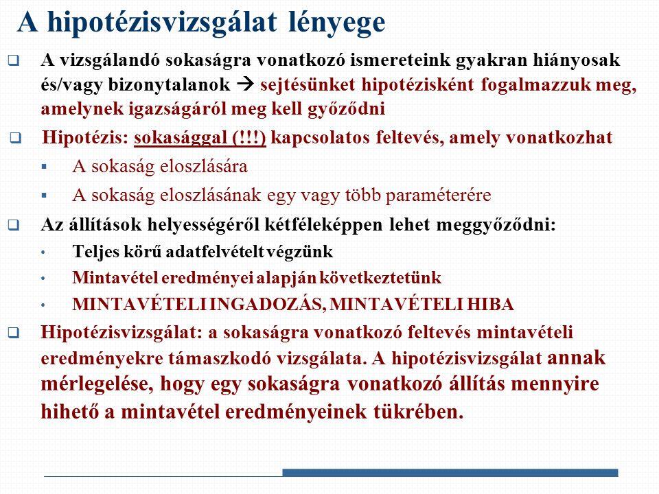 Megoldás Gazdaságstatisztika Műszak Gépek Peremgyakoriság (sorösszeg) ABCD I.