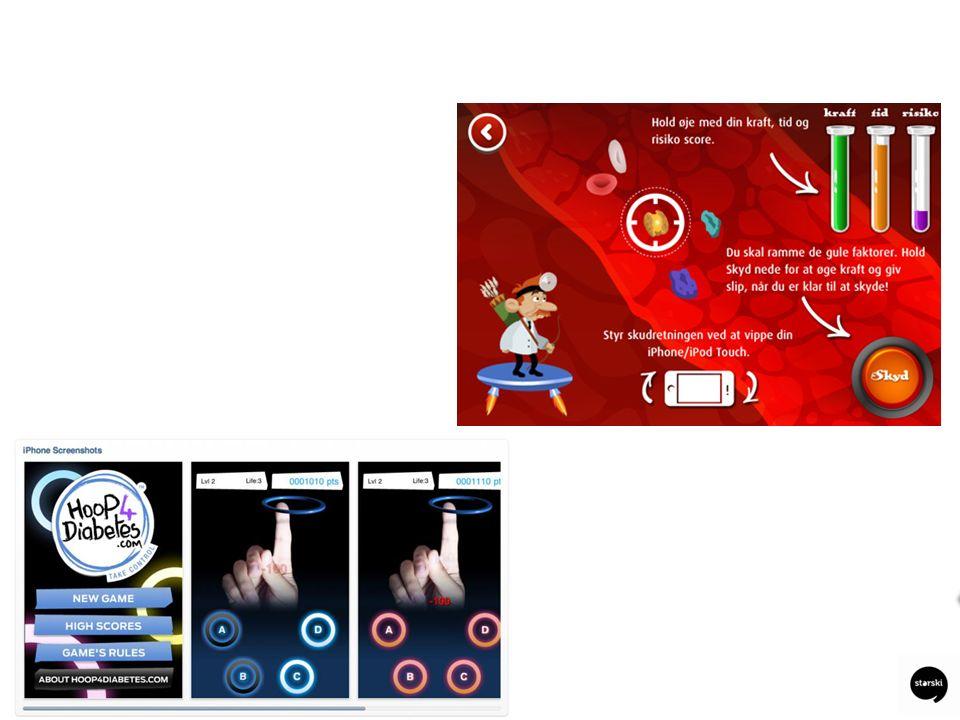 Finger Hoop: Diabétesz Napra fejlesztett játék Boehringer Ingelheim Előzd meg a trombózist!