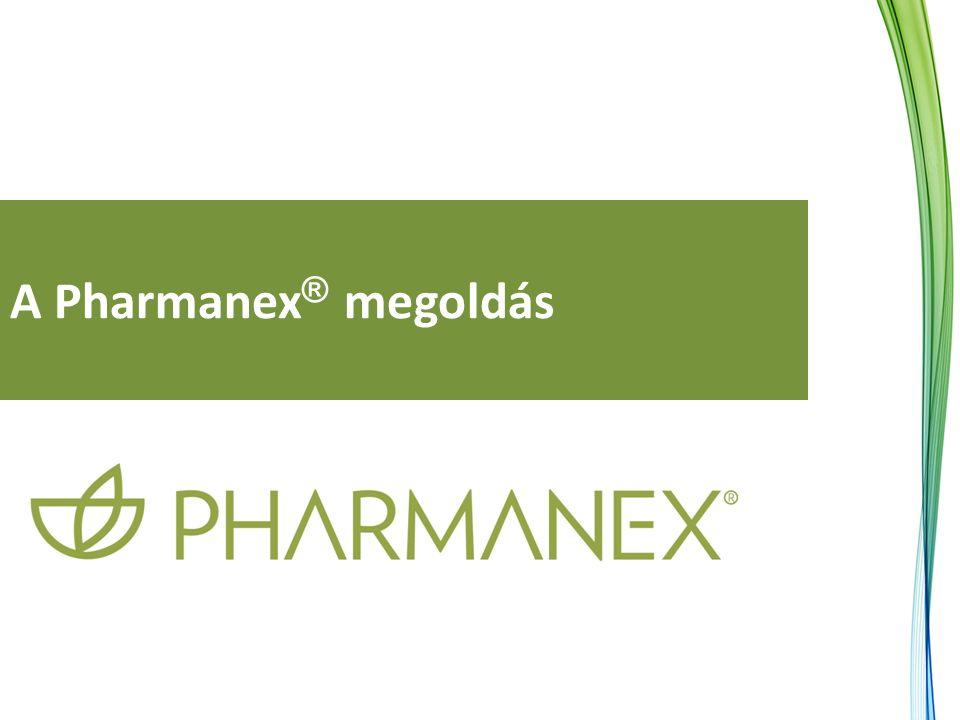 A Pharmanex ® megoldás