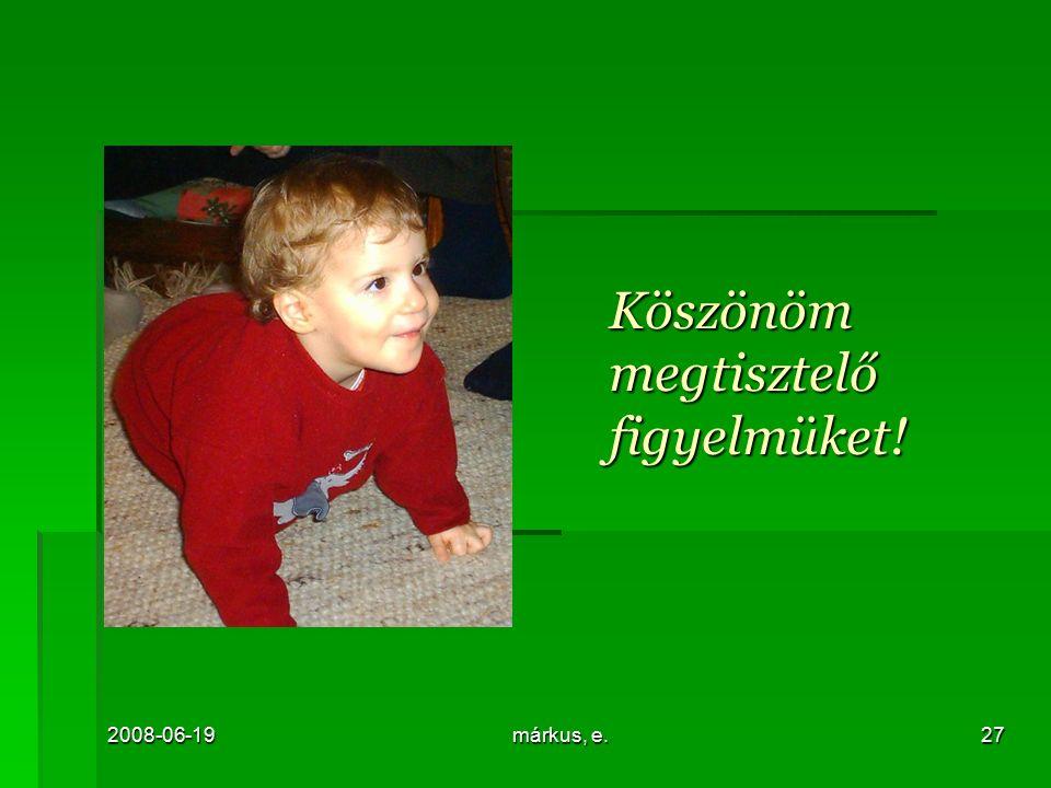 2008-06-19márkus, e.27 Köszönöm megtisztelő figyelmüket!