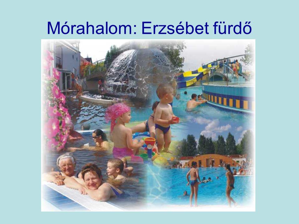 Mórahalom: Erzsébet fürdő