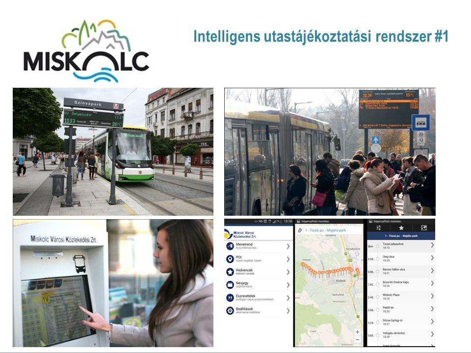 Intelligens utastájékoztatási rendszer #2
