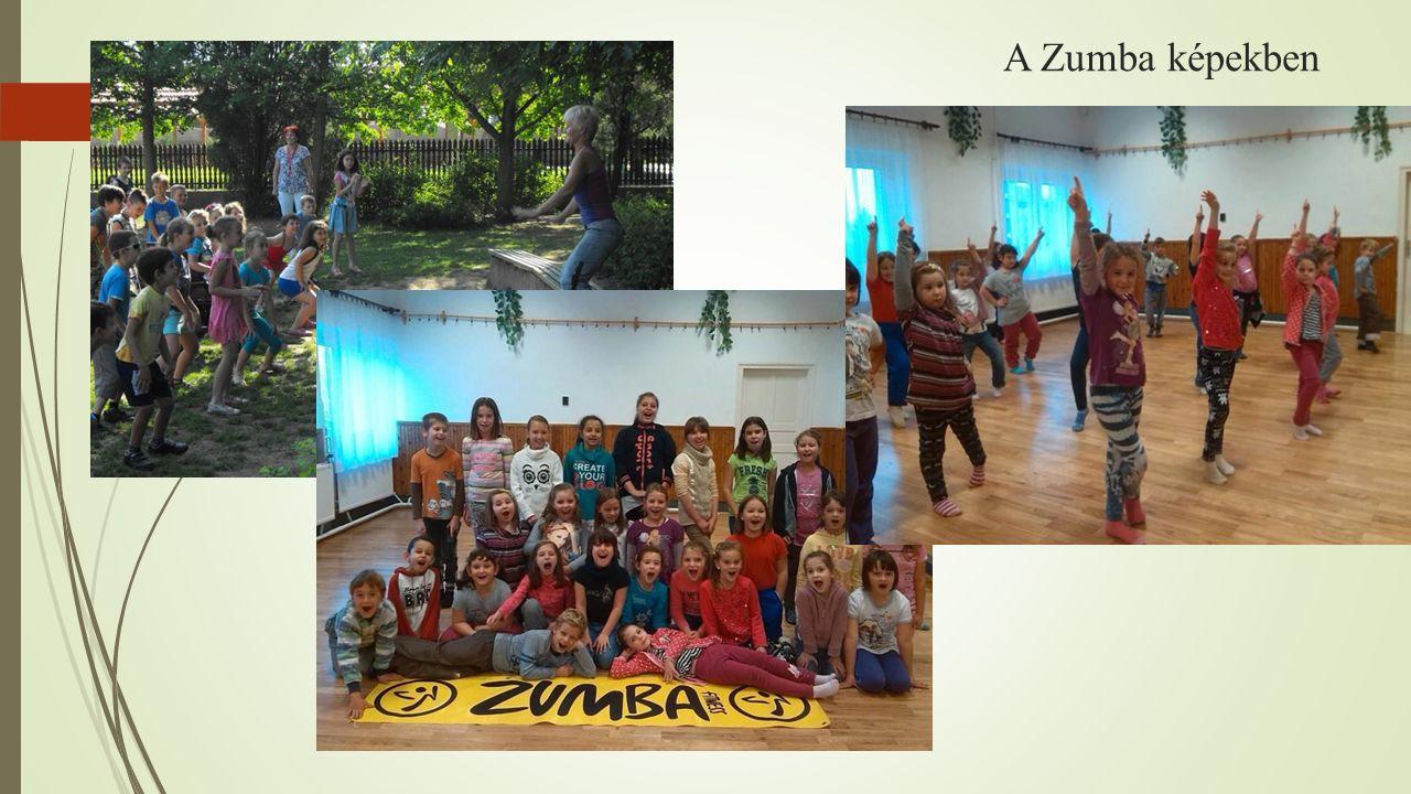 A Zumba képekben