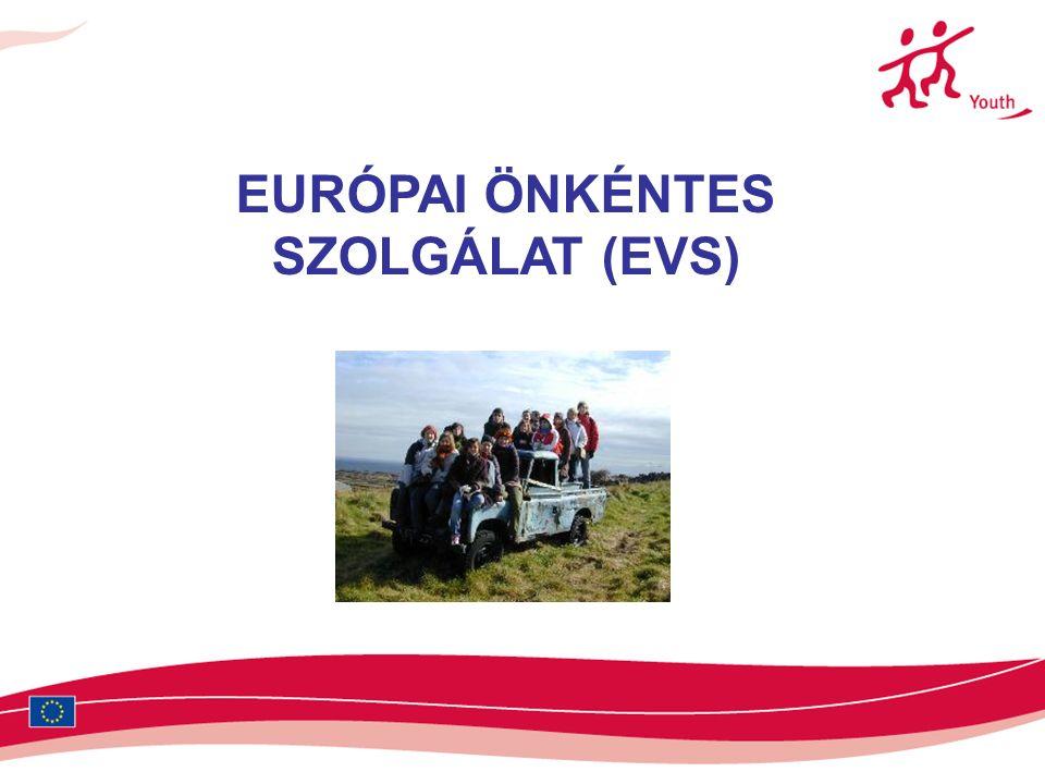 EURÓPAI ÖNKÉNTES SZOLGÁLAT (EVS)