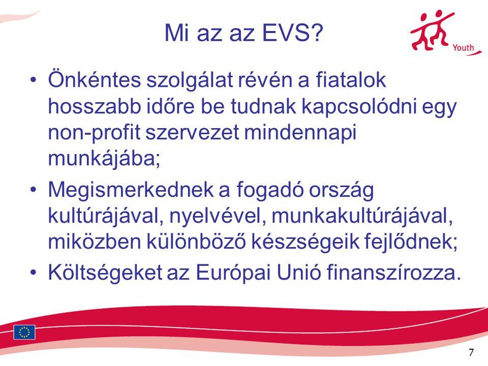 7 Mi az az EVS.