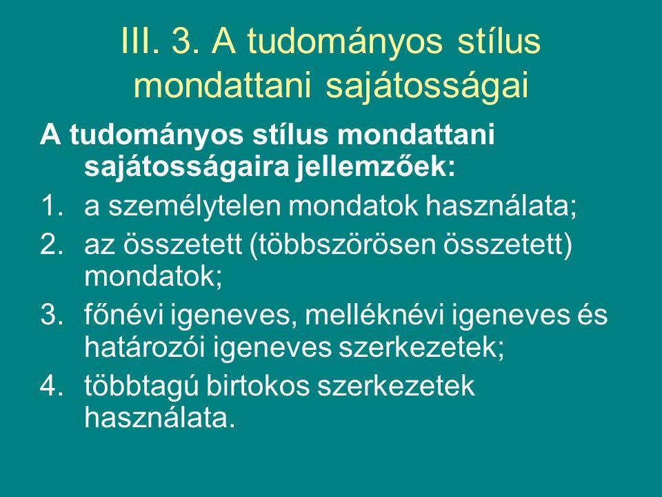 III. 3.