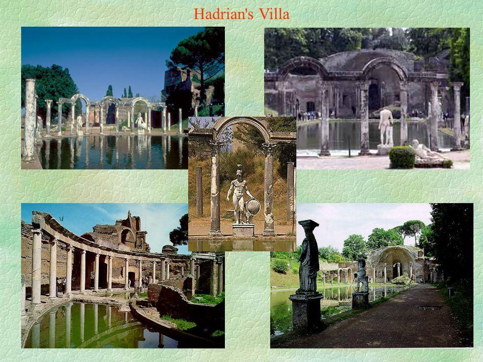 Hadrian s Villa