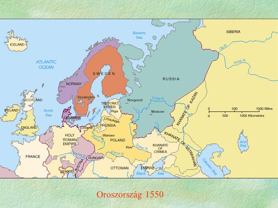 Oroszország 1550