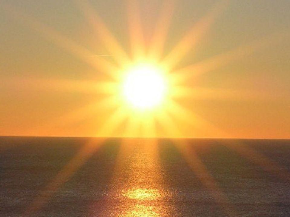 Az egyiptomiak Rá néven istenként tisztelték a Napot.