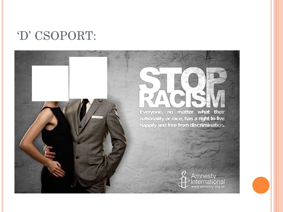 'D' CSOPORT: