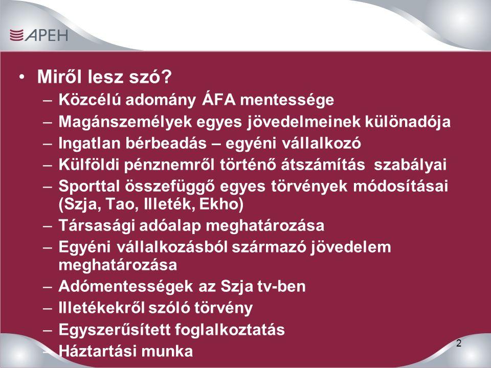53 Bejelentési kötelezettség 2010.