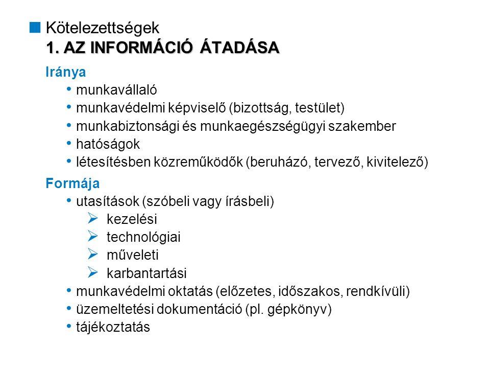 3.SZANKCIONÁLÁS /1  A kötelezettségek megtartásának elősegítése 3.
