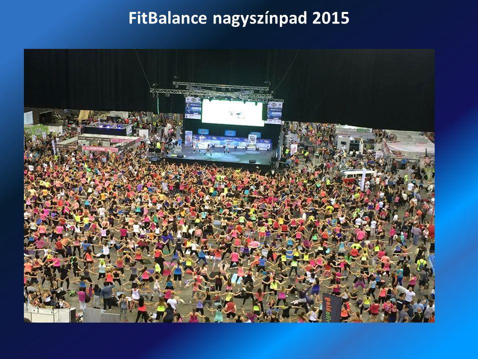 FitBalance nagyszínpad 2015