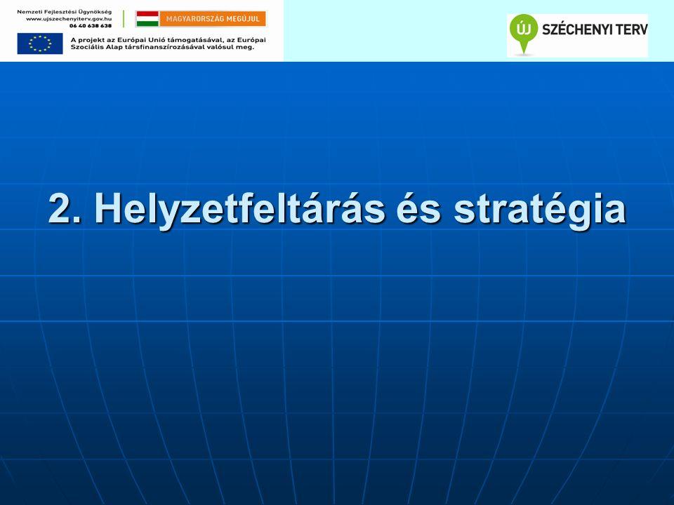 2. Helyzetfeltárás és stratégia