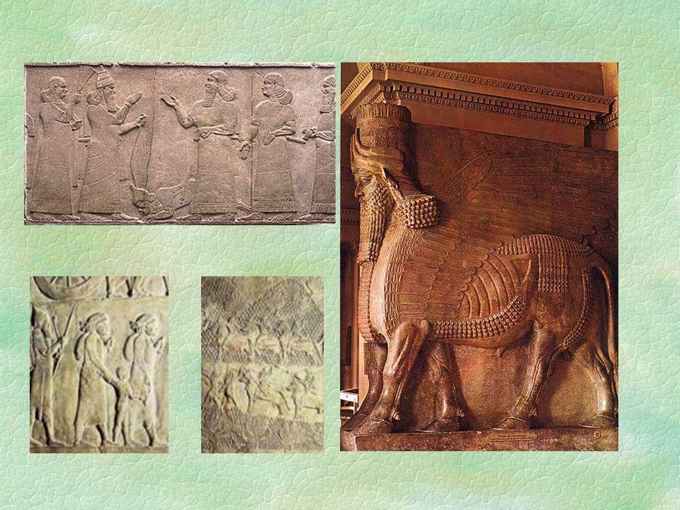  Asszíria: természeti környezete. Miért kezdtek hódításokba.