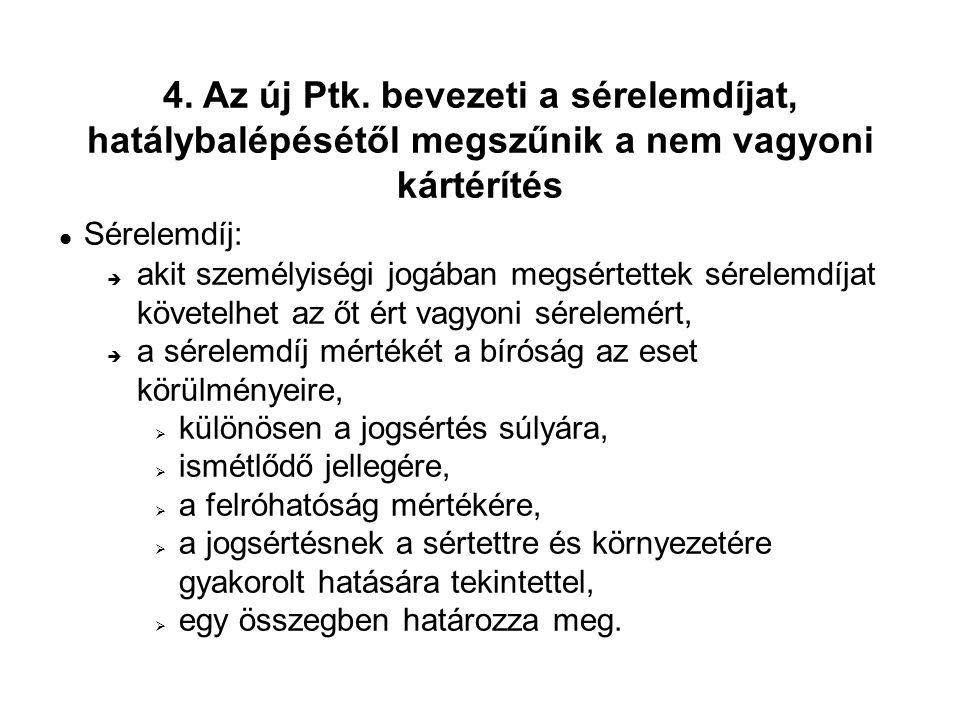 A jogi személy általános szabályai 14.