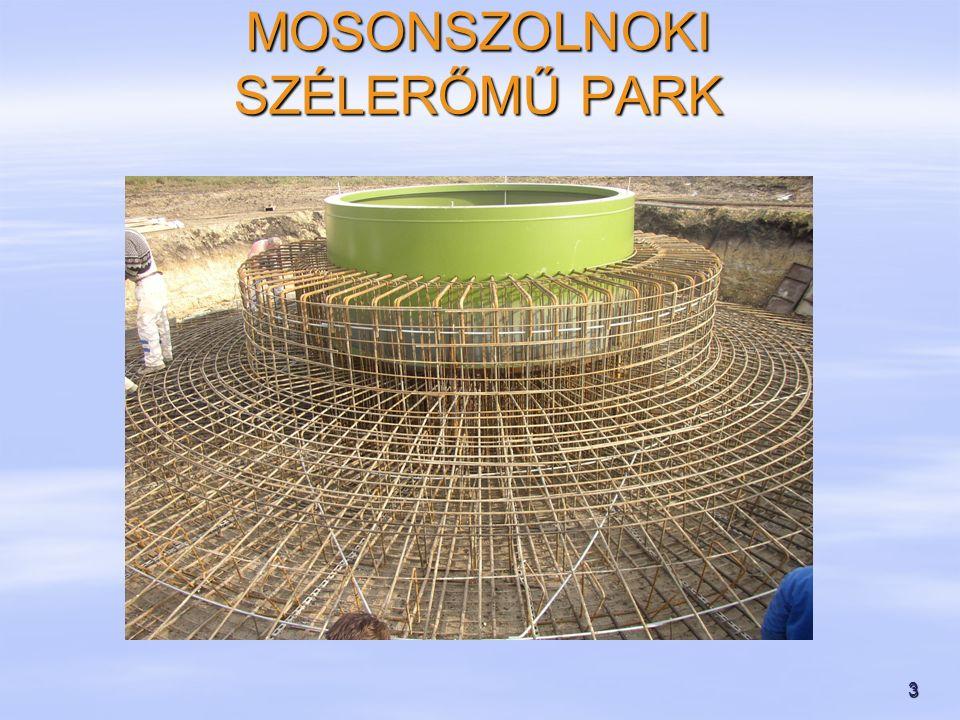 3 MOSONSZOLNOKI SZÉLERŐMŰ PARK