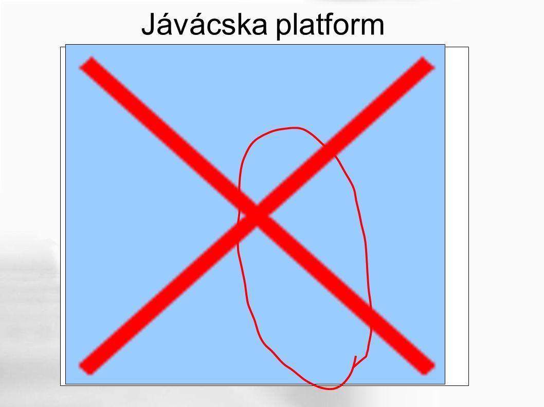 Jávácska platform